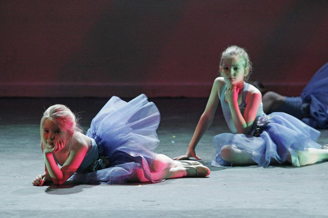 B is for Ballet: Photograph by James Marshall