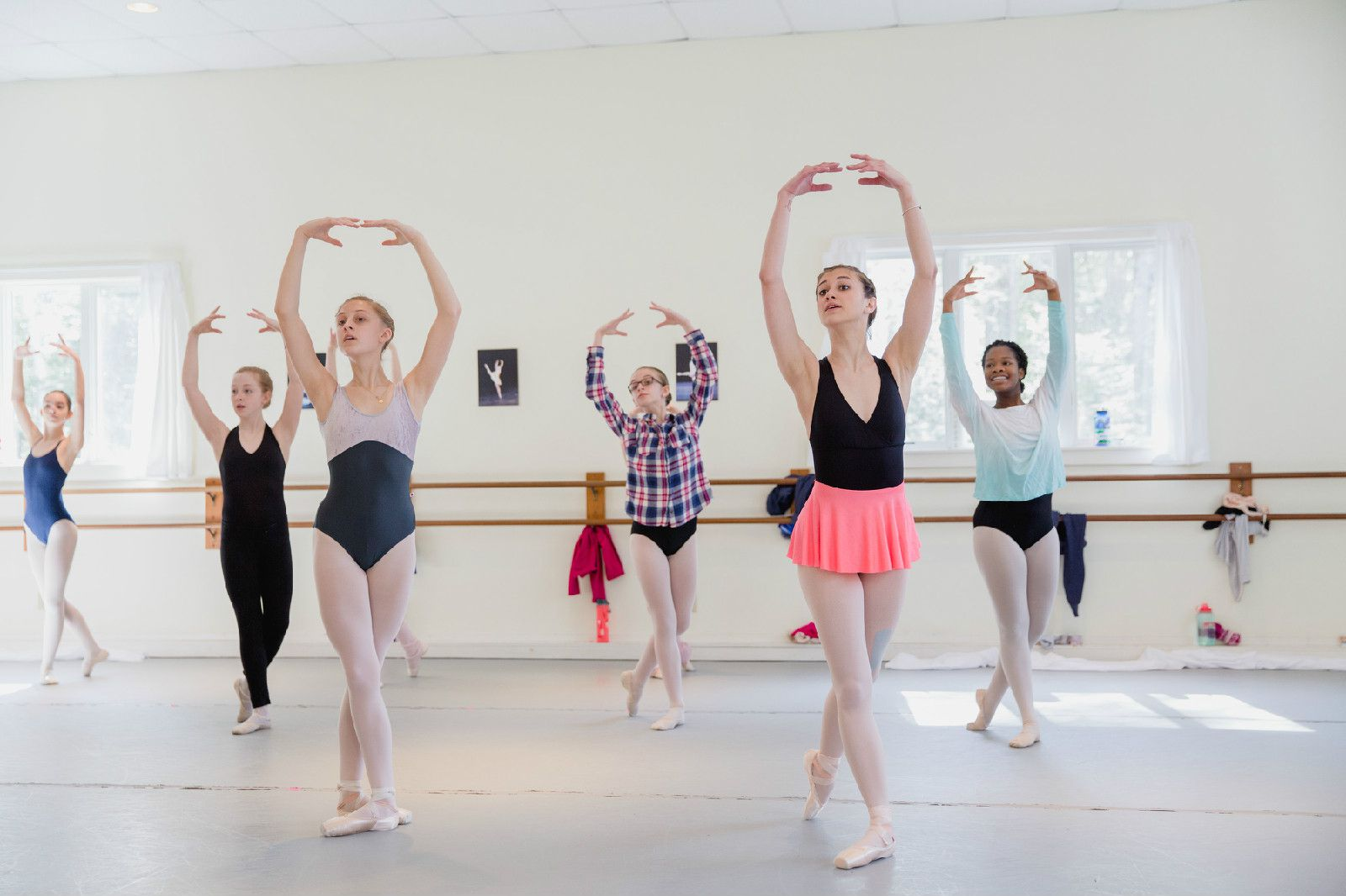 Calendaria rehearsal - photo by Erin Little