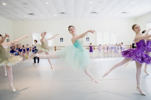 Cinderella Rehearsal - 2018