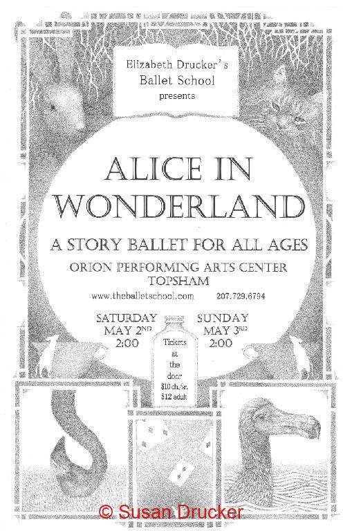 Alice in Wonderland - 2015