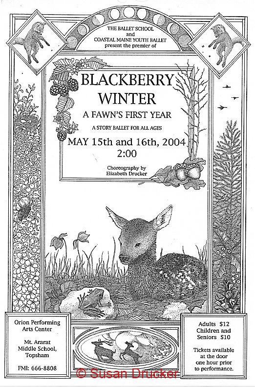 Blackberry Winter - 2004