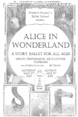 Alice in Wonderland - 2015